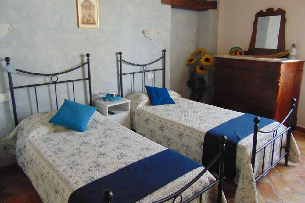 Doppelzimmer (Blu) - Wohnzimmer