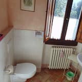 Dvivietis kambarys (Rosa) - Vonios kambarys