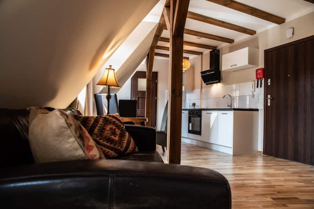 Apartment, 1 Bedroom (5) - Living Area