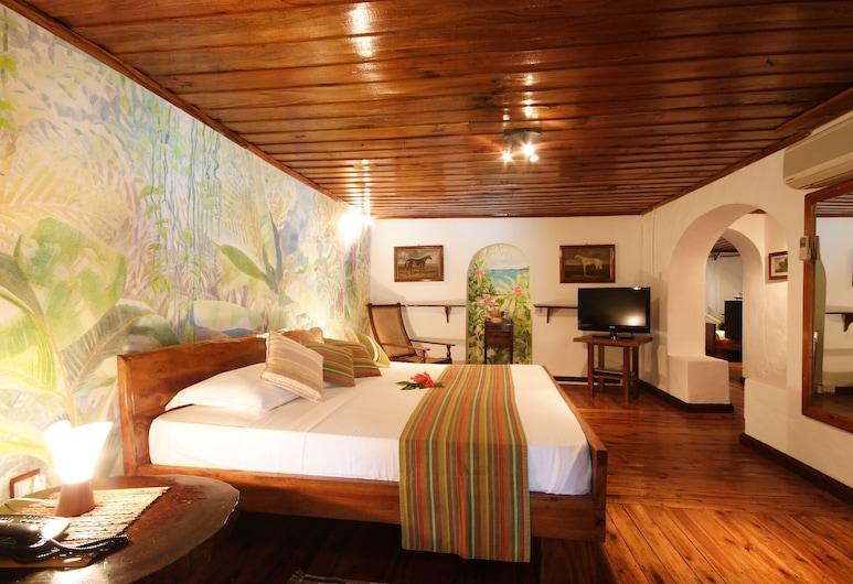 Chauve Souris Relais, Praslin Island, Guest Room