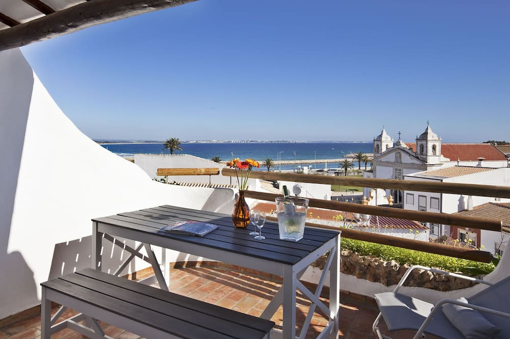 Apart Daire, 2 Yatak Odası, Okyanus Manzaralı - Balkon