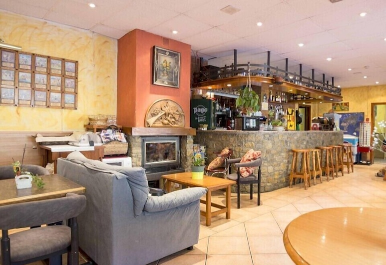 Hotel Antic, La Cortinada, Hotelli baar