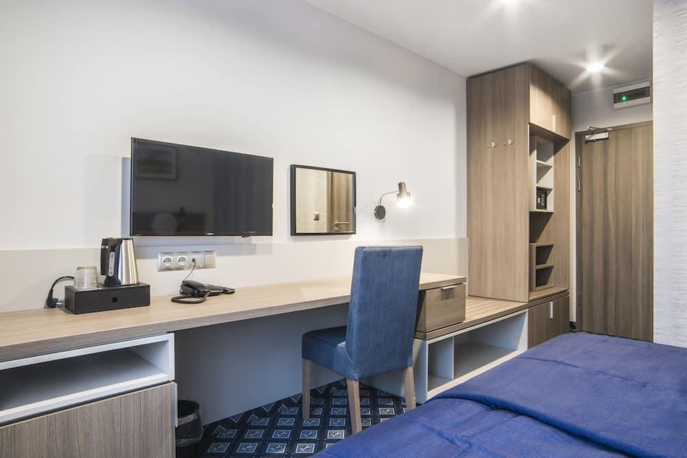Komforta divvietīgs numurs - Dzīvojamā zona