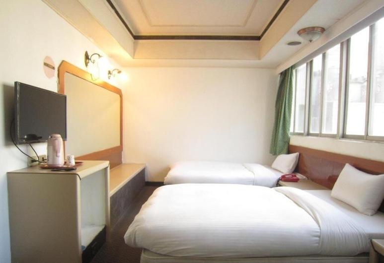 Fortune Hotel, Taipei, Pokój z 2 pojedynczymi łóżkami, Pokój