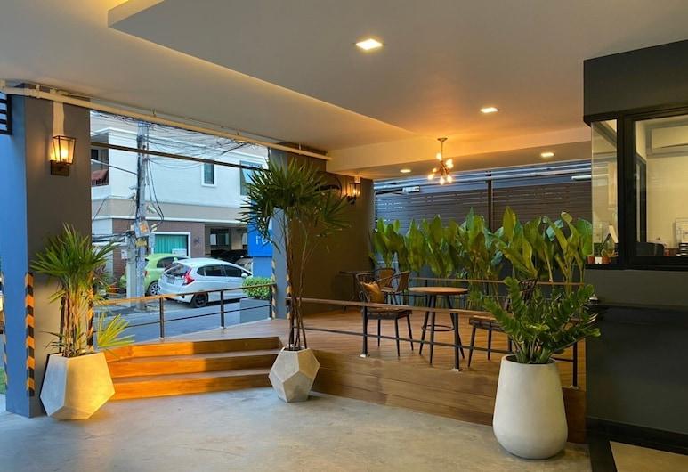 Wawa Residence, Bangkok, Living Area