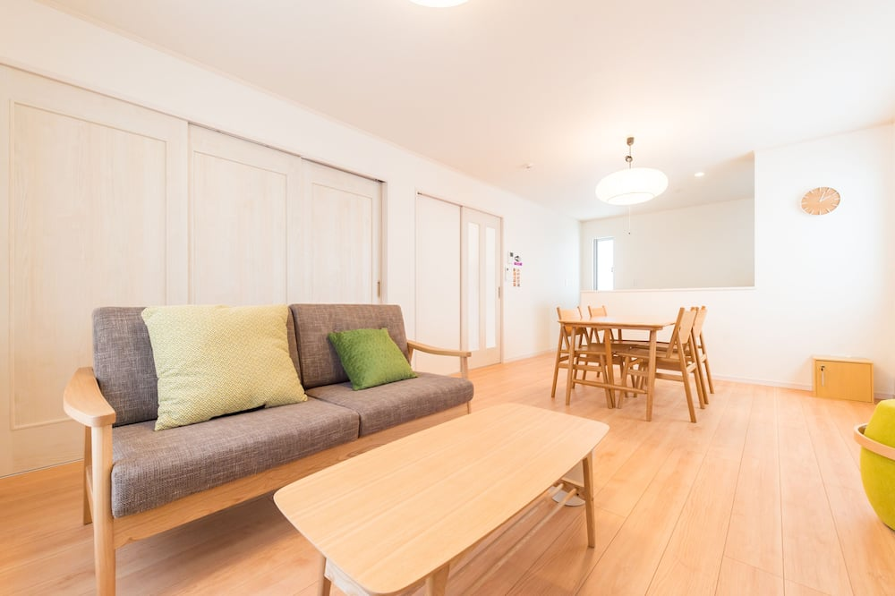 Villa 1 - Living Area