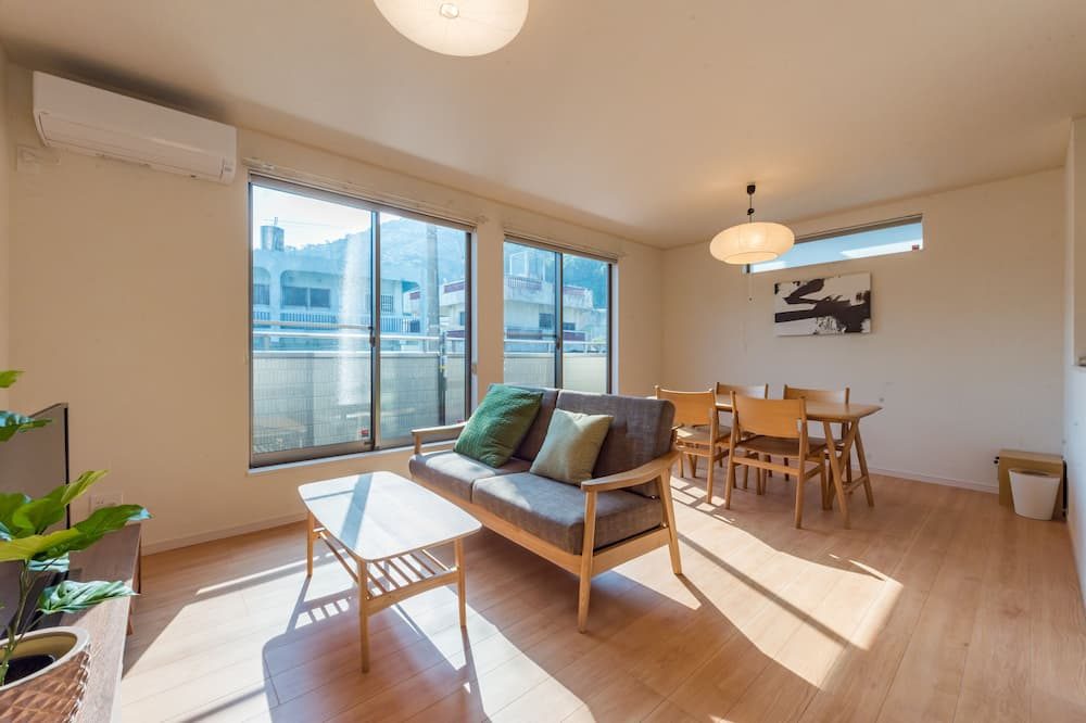 Villa 2 - Living Area