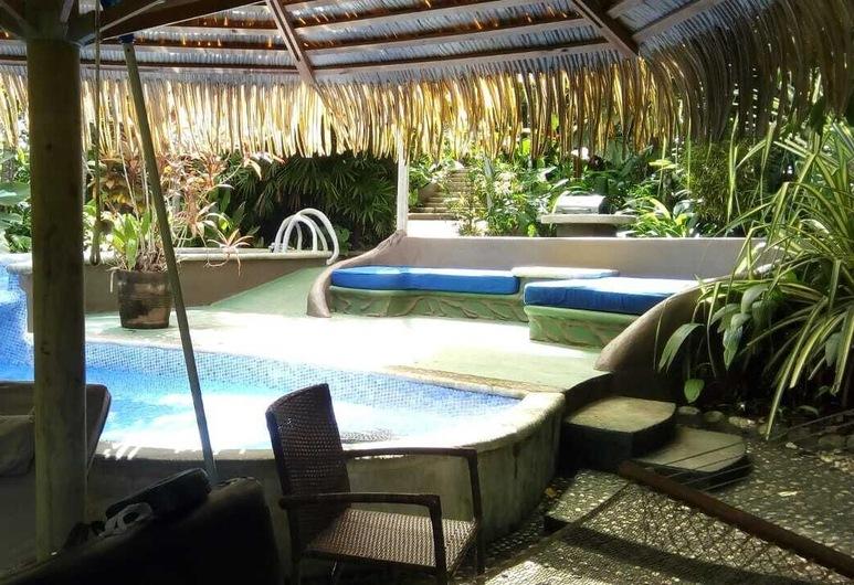 Casa Vida Verde, Puerto Jimenez, Utendørsbasseng