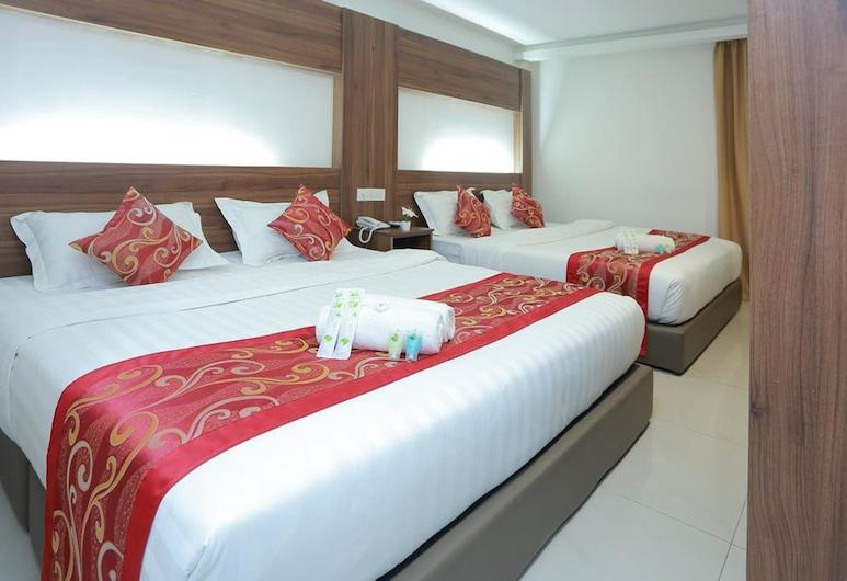 Bitz Bintang Hotel, Kuala Lumpur, Super Family Room, Guest Room