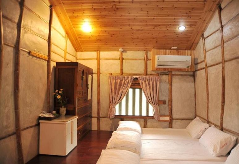 豐南小田莊 (Fengnan Tianzhuang Homestay), Фулі, Елітний двомісний номер (2 односпальних ліжка), Номер