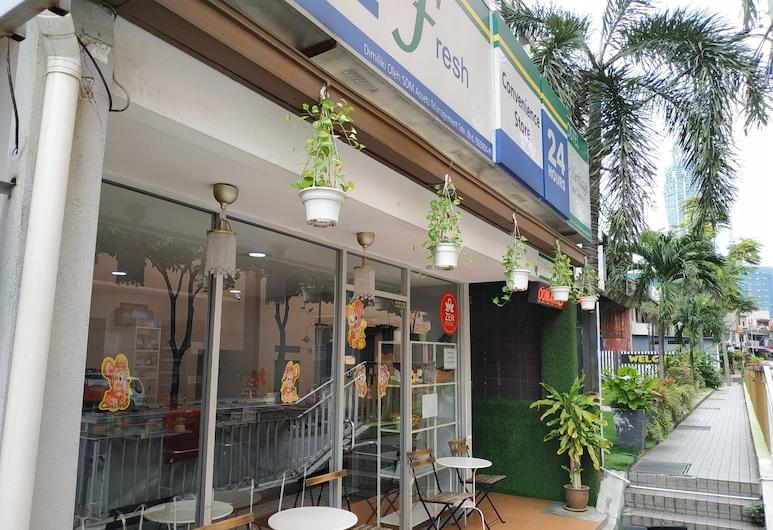 SPOT ON 89878 i-Heritage, 吉隆坡, 酒店入口