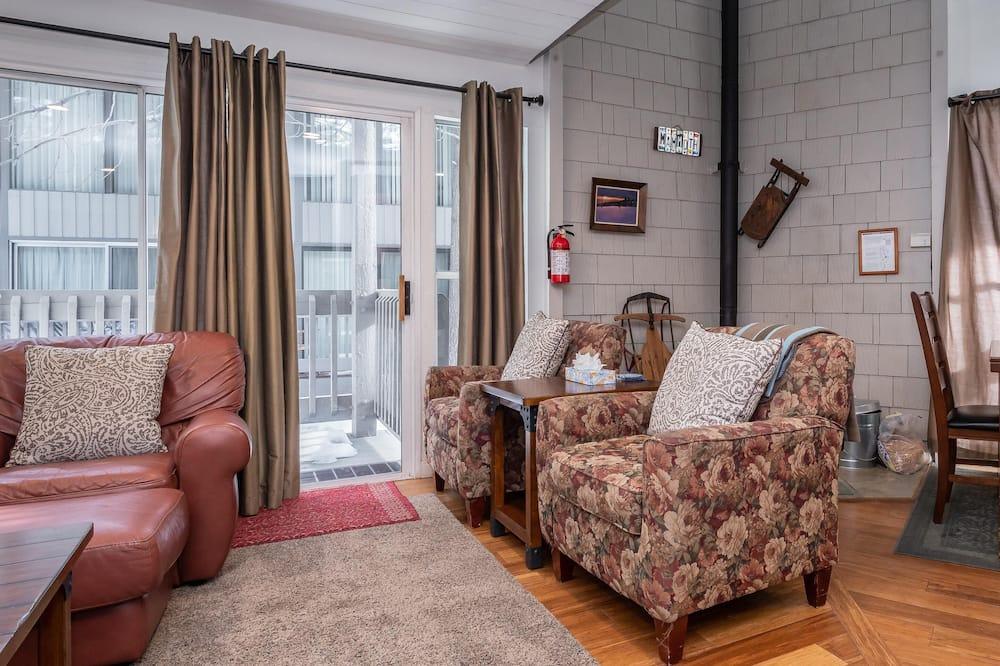 公寓客房, 2 間臥室 (Sierra Park Villas #66 Bldg. N) - 客廳