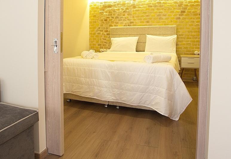 Liston Suite Piazza, Corfù, Appartamento, 1 camera da letto, Camera