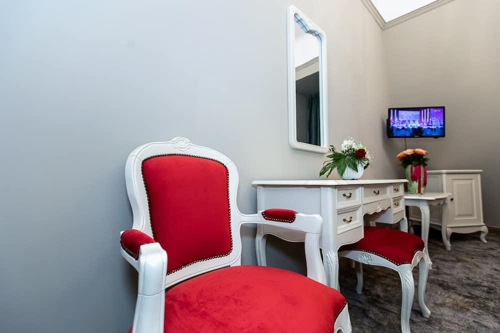 Deluxe enkelrum - Vardagsrum