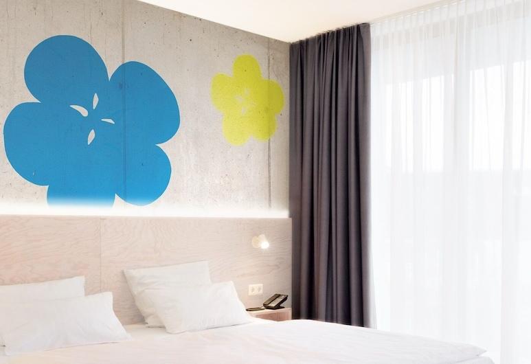 Flowers Hotel Essen, Essen, Pokój standardowy, Łóżko king, Pokój