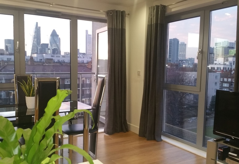 Astonished 2bed 2 baths near Ldn bridge, לונדון