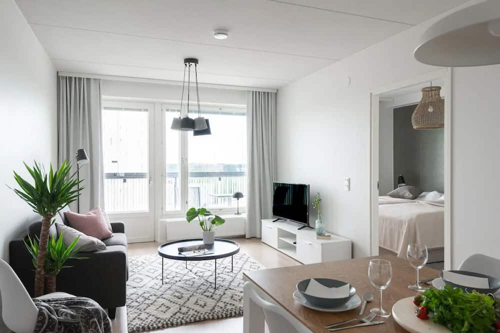 Gorgeous Scandinavian apartment for up to 7 people, with great views!