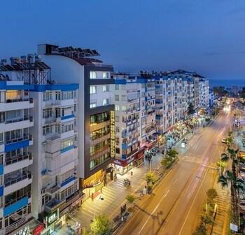 Fotografia do Grand Gulluk Hotel em Antalya