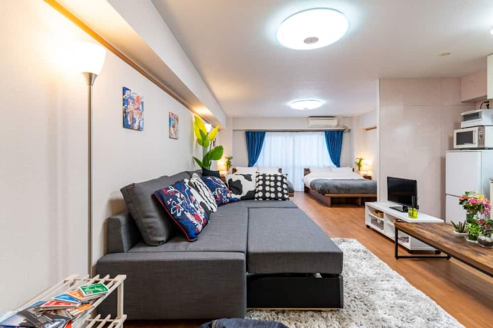 Apartemen - Area Keluarga