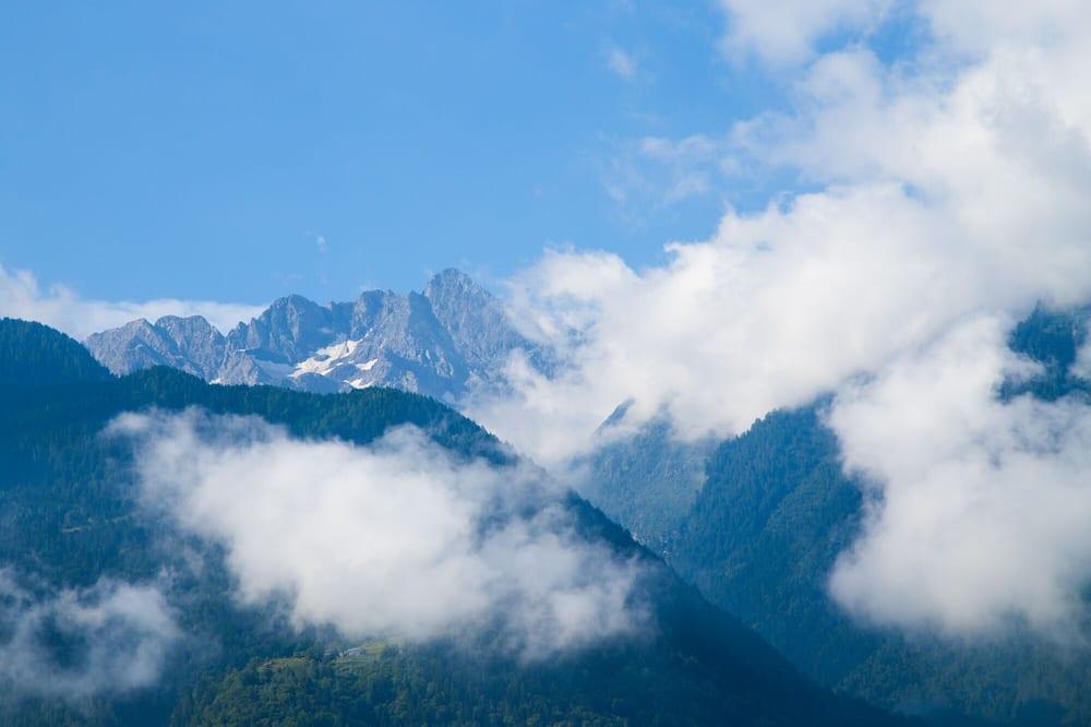 Apartman, 1 spavaća soba, pogled na planinu - Pogled na planinu