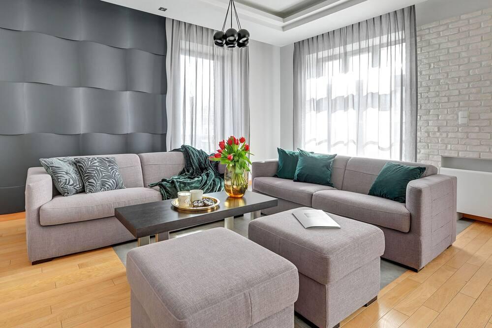 Deluxe Apartment, 2 Bedrooms (8) - In-Room Amenity