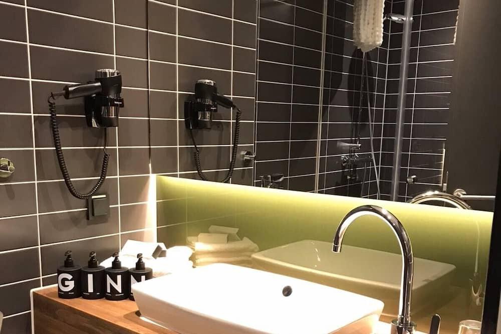 Comfort-dobbeltværelse - Faciliteter på badeværelset