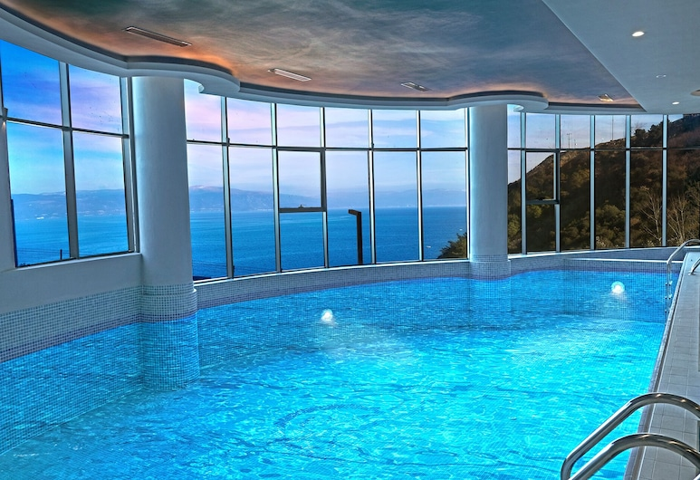 Blue Mudanya Hotel, 木丹雅, 室內游泳池