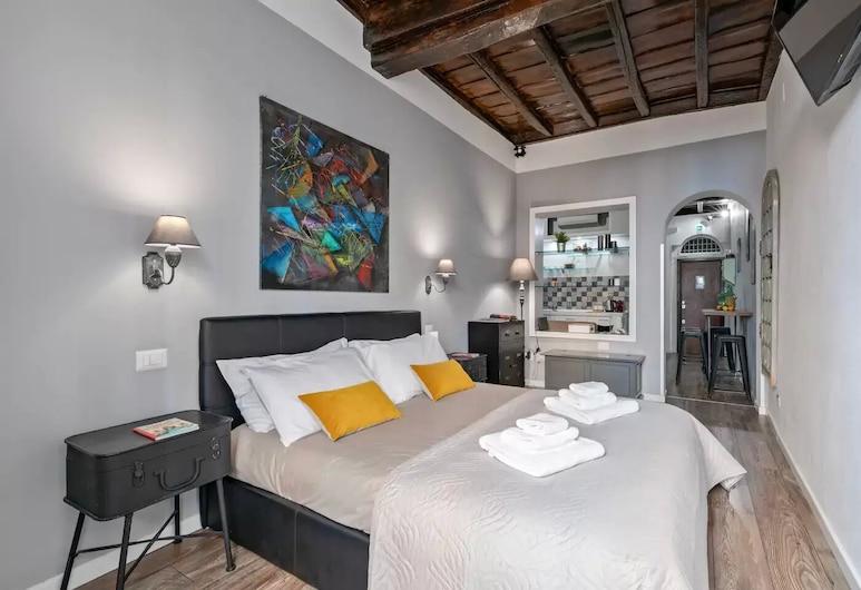 SuityRHome RioneMonti118, Rome, Appartement, 1 slaapkamer, Kamer