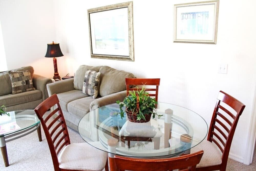 Apartmán - Obývací pokoj