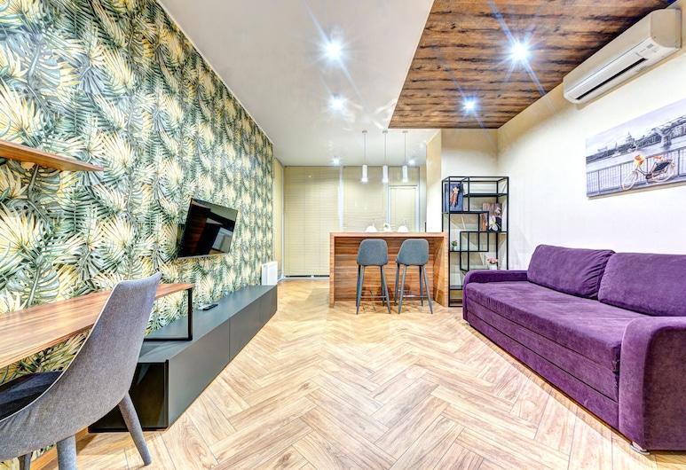 Apartment Schorsa 36E, Kyiv, Appartement, Kamer
