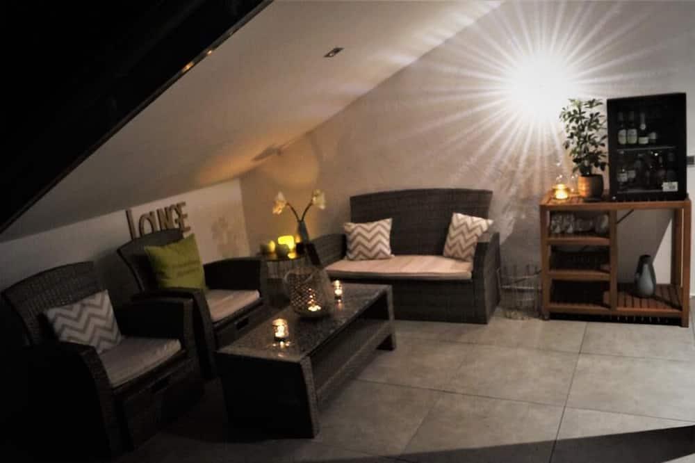 Deluxe-huoneisto - Olohuone