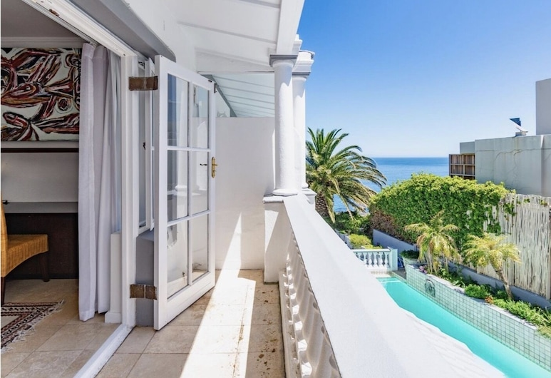 Silver Eagle Guest House, Cape Town, Comfort Double Room, Balcony
