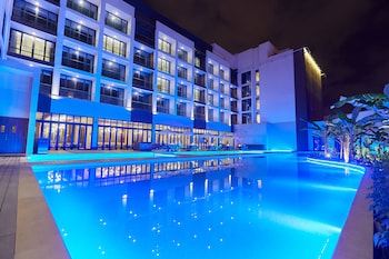 Foto Millennium Executive Apartments Salalah di Salalah