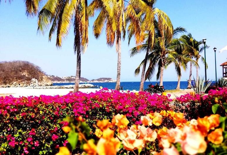 Family Apartment 10min From the Main Beaches, Santa Maria Huatulco, Khuôn viên nơi lưu trú