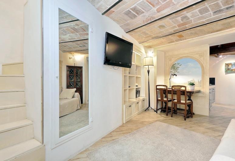 Dolce Vita Cozy Apartment, Rome, Apartment, 1 Bedroom (Dolce Vita Cozy Apart.), Living Area