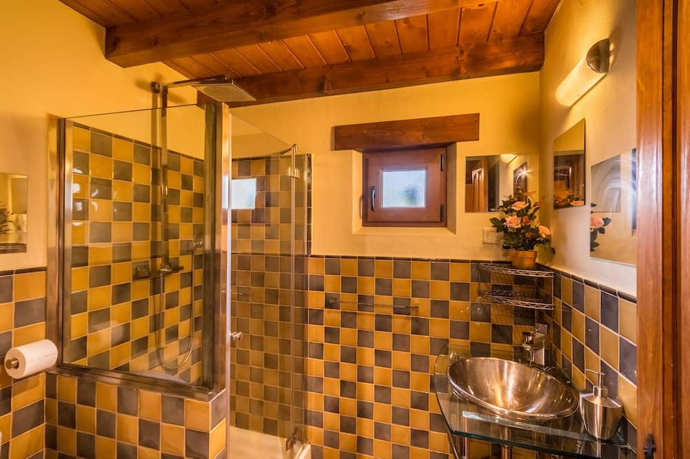 บ้านพัก, 2 ห้องนอน - ห้องน้ำ