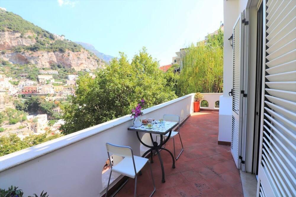 Villa, 1 chambre, patio - Balcon