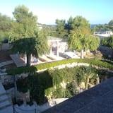 Dvokrevetna soba, terasa (Camera Ospiti) - Pogled na vrt
