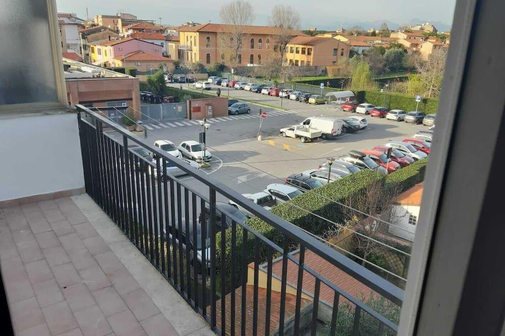 Familie appartement - Balkon