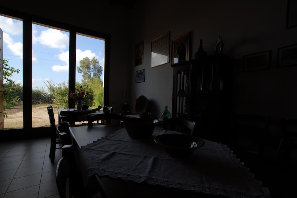 Habitación cuádruple - Zona de estar