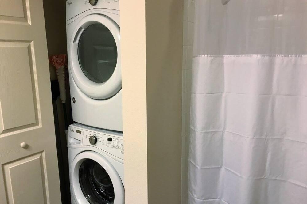 Lejlighed - Vaskeri