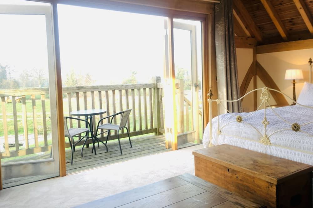 Tradičná dvojlôžková izba pre 1 osobu, vlastná kúpeľňa (Balcony Room ) - Výhľad z balkóna