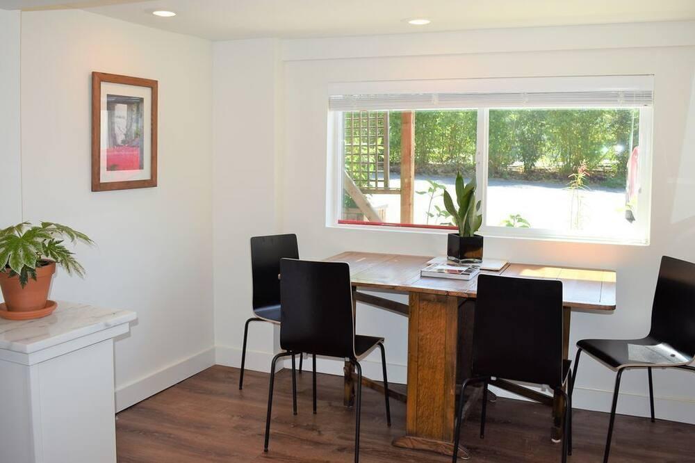 Dom typu Comfort - Stravovanie v izbe
