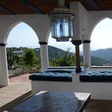 Villa - 3 soveværelser - privat pool - bjergudsigt - Altan