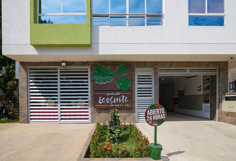 Ayenda 1420 Eco Suite, קאלי, חזית המלון