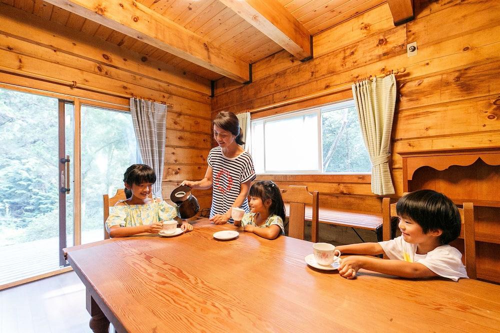 Ģimenes namiņš - Numura ēdamzona