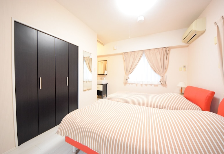 SUMUKA Shintoshin II, 那霸, 家庭公寓, 客房