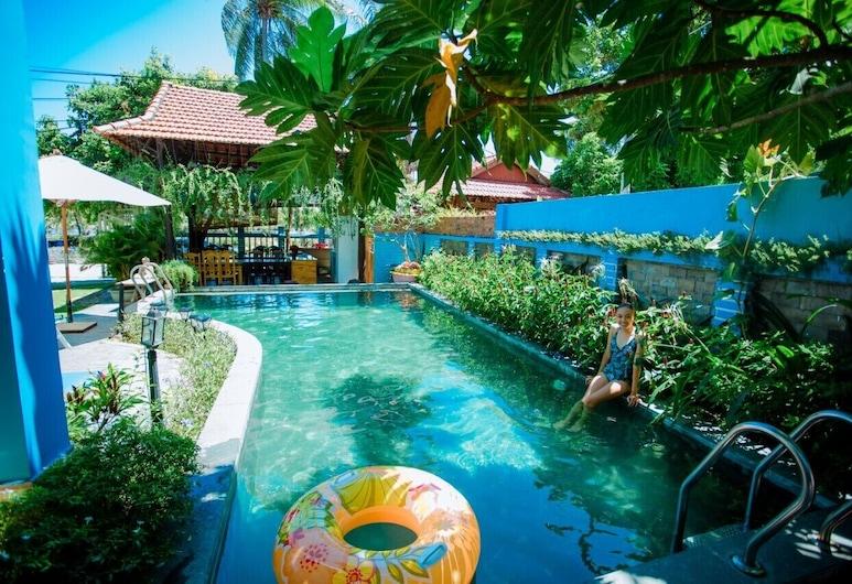 Sunset Garden Villa Riverside , Hoi An, Vanjski bazen