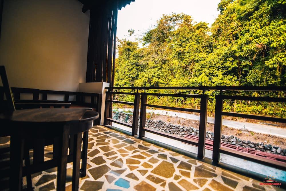Casa Tropicana, Jungle View - Balcony View
