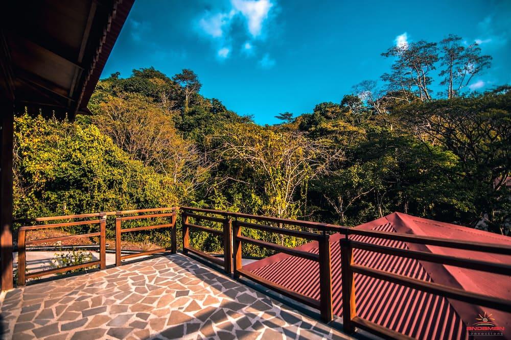 Casa Tropicana, Jungle View - Garden View